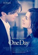 One Day - Saudi Arabian Movie Poster (xs thumbnail)
