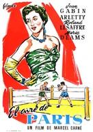Air de Paris, L' - Spanish Movie Poster (xs thumbnail)