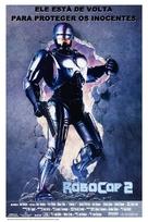 RoboCop 2 - Brazilian Movie Poster (xs thumbnail)