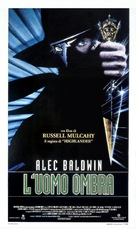 The Shadow - Italian Theatrical poster (xs thumbnail)