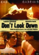 No mires para abajo - DVD cover (xs thumbnail)