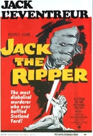 Jack the Ripper - Canadian Movie Poster (xs thumbnail)