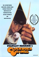 A Clockwork Orange - Dutch Movie Poster (xs thumbnail)