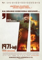 '71 - Lithuanian Movie Poster (xs thumbnail)