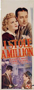 I Stole a Million - Movie Poster (xs thumbnail)
