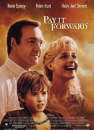 Pay It Forward - Movie Poster (xs thumbnail)