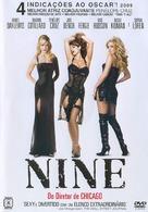 Nine - Brazilian Movie Cover (xs thumbnail)