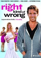 The Right Kind of Wrong - DVD cover (xs thumbnail)