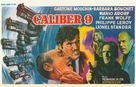 Milano calibro 9 - German Movie Poster (xs thumbnail)