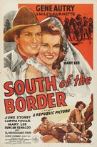 South of the Border - Movie Poster (xs thumbnail)