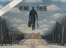Being There - British Movie Poster (xs thumbnail)