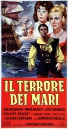 Terrore dei mari, Il - Italian Movie Poster (xs thumbnail)
