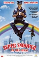 Poliziotto superpiù - Portuguese Movie Poster (xs thumbnail)
