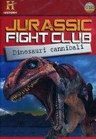 """Jurassic Fight Club"" - Italian Movie Cover (xs thumbnail)"
