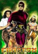The Phantom - DVD movie cover (xs thumbnail)