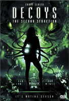 Decoys 2: Alien Seduction - DVD cover (xs thumbnail)