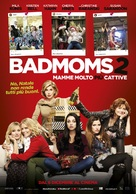 A Bad Moms Christmas - Italian Movie Poster (xs thumbnail)