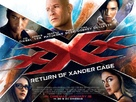 xXx: Return of Xander Cage - British Movie Poster (xs thumbnail)