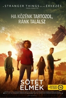 The Darkest Minds - Hungarian Movie Poster (xs thumbnail)