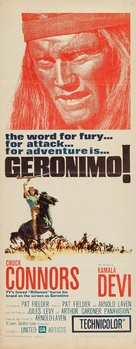 Geronimo - Movie Poster (xs thumbnail)