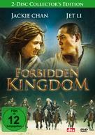 The Forbidden Kingdom - German Movie Cover (xs thumbnail)