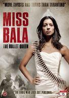 Miss Bala - Danish DVD cover (xs thumbnail)