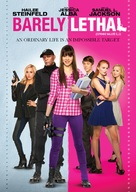 Barely Lethal - Canadian DVD movie cover (xs thumbnail)