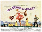 The Sound of Music - British Movie Poster (xs thumbnail)