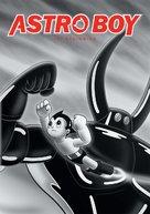 """Astroboy"" - DVD movie cover (xs thumbnail)"