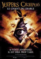 Jeepers Creepers - French Movie Poster (xs thumbnail)