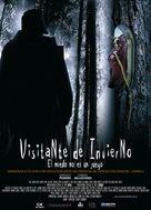 Visitante de invierno - Argentinian poster (xs thumbnail)