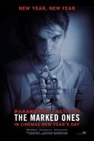 Paranormal Activity: The Marked Ones - British Movie Poster (xs thumbnail)
