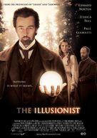 The Illusionist - Dutch Movie Poster (xs thumbnail)