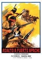 Fuerte perdido - Spanish Movie Poster (xs thumbnail)