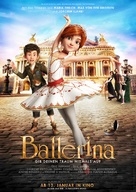 Ballerina - German Movie Poster (xs thumbnail)