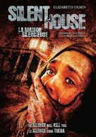 Silent House - Canadian DVD cover (xs thumbnail)