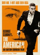 The American - Swiss Movie Poster (xs thumbnail)