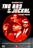 The Day of the Jackal - Dutch Movie Cover (xs thumbnail)