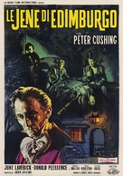 The Flesh and the Fiends - Italian Movie Poster (xs thumbnail)