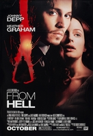 From Hell - Movie Poster (xs thumbnail)