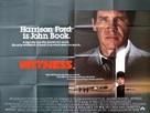 Witness - British Movie Poster (xs thumbnail)
