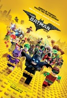 The Lego Batman Movie - Indonesian Movie Poster (xs thumbnail)