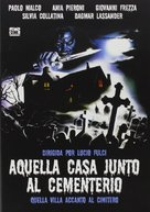 Quella villa accanto al cimitero - Spanish Movie Cover (xs thumbnail)