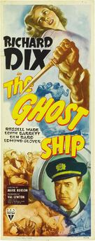The Ghost Ship - Movie Poster (xs thumbnail)