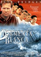 White Squall - Spanish Movie Poster (xs thumbnail)