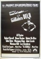 The Godfather: Part II - Swedish Movie Poster (xs thumbnail)