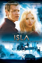 The Island - Argentinian DVD movie cover (xs thumbnail)