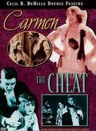 The Cheat - DVD movie cover (xs thumbnail)