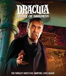 Dracula: Prince of Darkness - Blu-Ray movie cover (xs thumbnail)