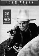 King of the Pecos - DVD cover (xs thumbnail)